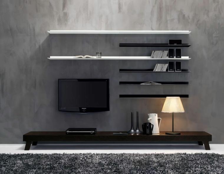 muebles de sala-elegantes-modernos