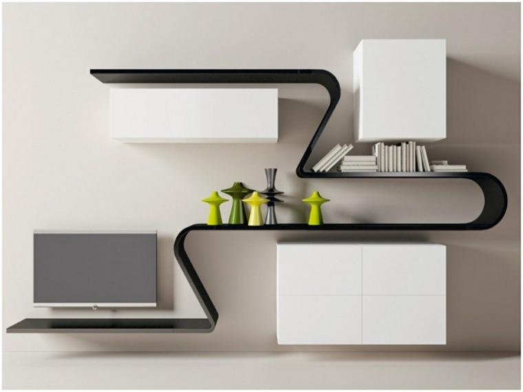 muebles de sala-formas-originales