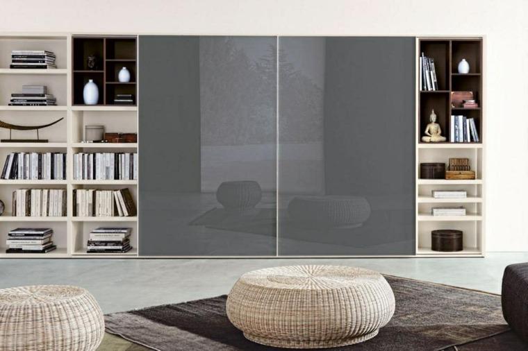 muebles de sala-modernos-decorar-salones