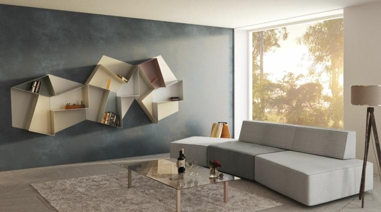 muebles de sala-modernos-salones