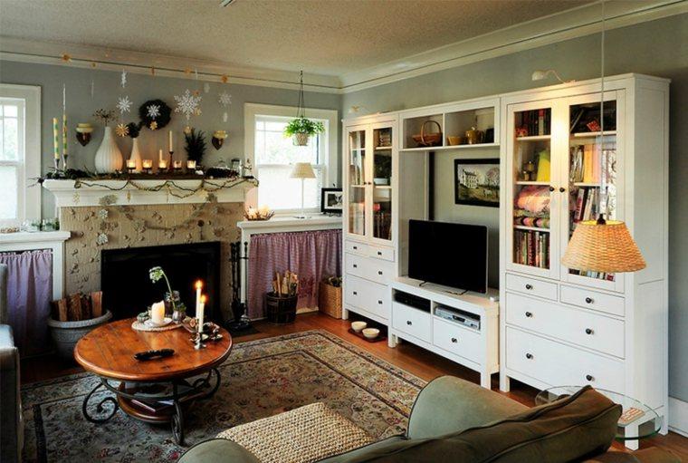 conjunto de muebles salon Ikea