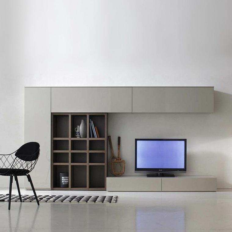 muebles modernos-decorar-salas