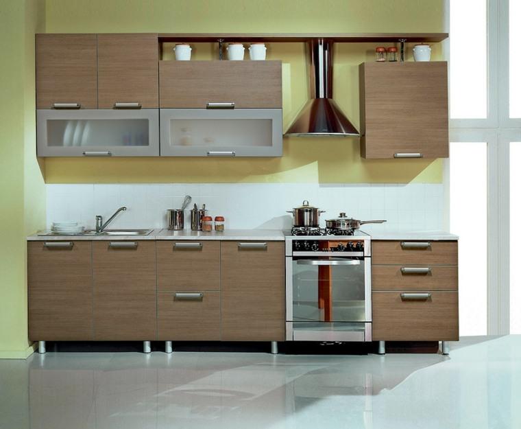 muebles para el hogar-cocinas-pequenas