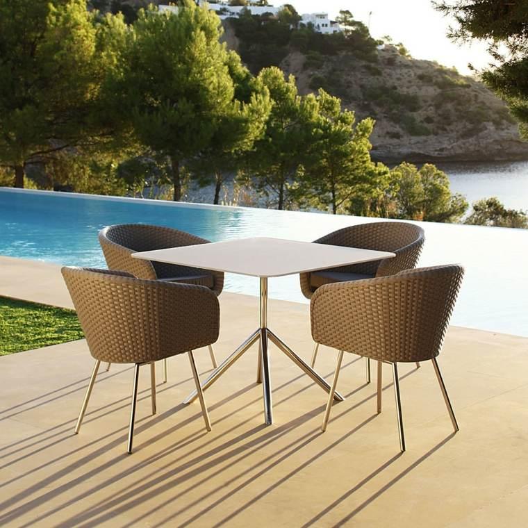 muebles para jardin-modernos-elegantes