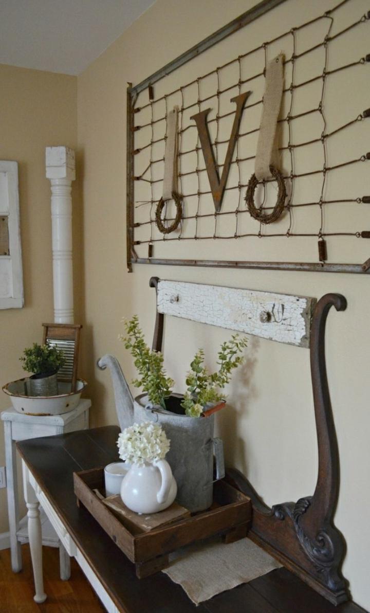muebles vintage concepto retro