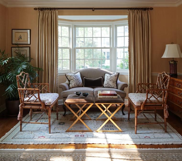 muebles-vintage-detalles-rusticos-sala-estar-opciones