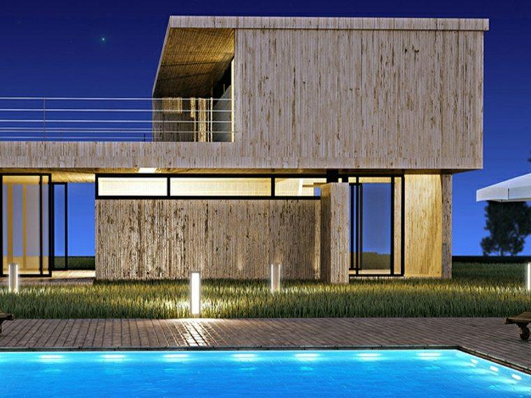 casas prefabricadas modernas y contemporáneas