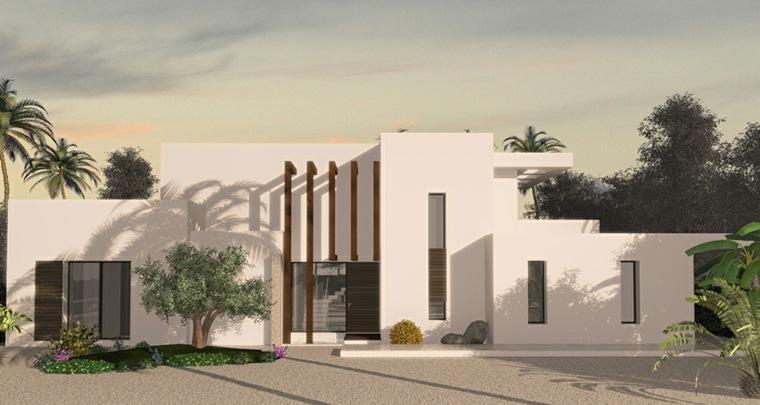 diseños de casas prefabricadas modernas