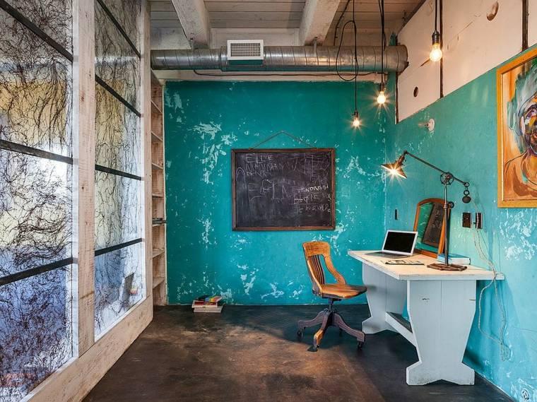interiores estilo wabi-sabi