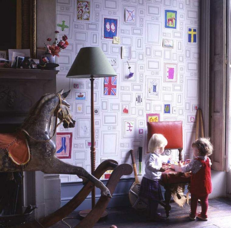 papel decorativo-estilo-vintage-interiores