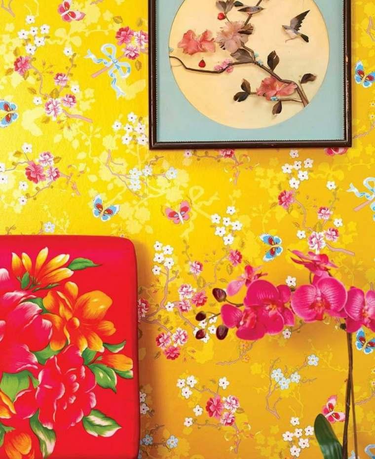 papel decorativo-paredes-interiores
