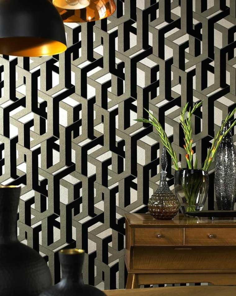 papel decorativo-retro-decorar-paredes