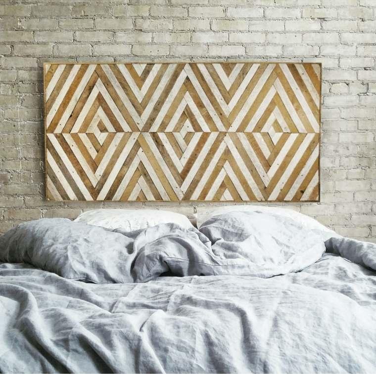 Paredes decoradas con enlosado de madera y los tipos m s for Paredes exteriores decoradas