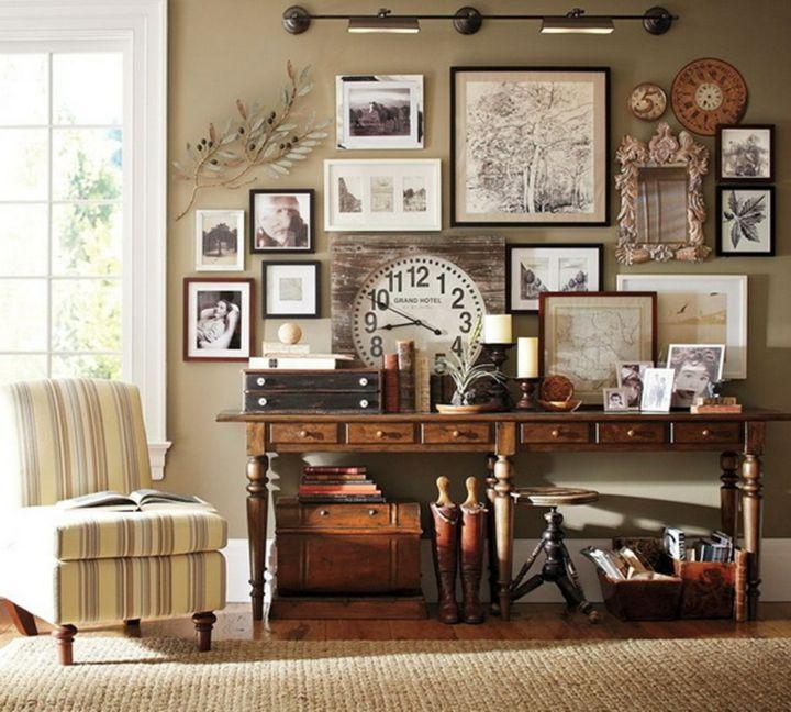 paredes-decoradas-estilo-vintage