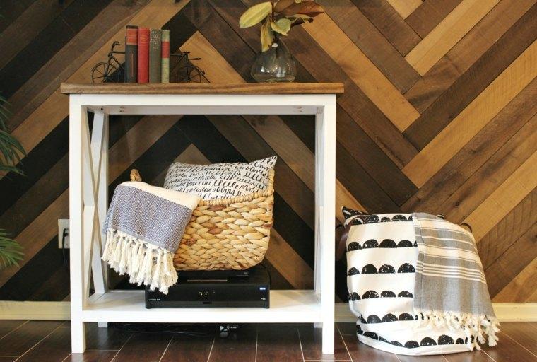 paredes decoradas-madera-enlosadas
