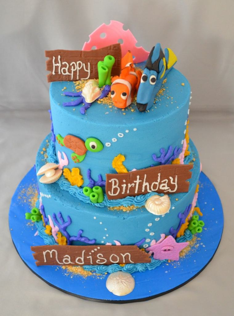 pastel-buscando-nemo-inspiracion-decoracion-pelicula-dibujos-animados