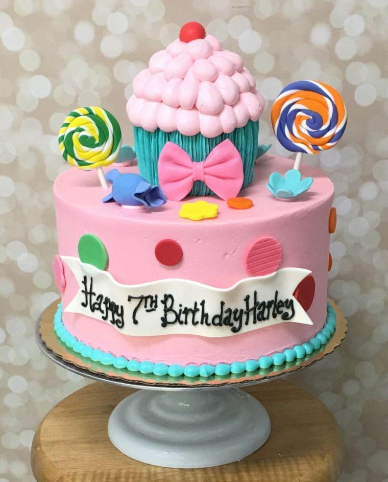 pastel-cumpleanos-decorado-chuches-opciones-originales