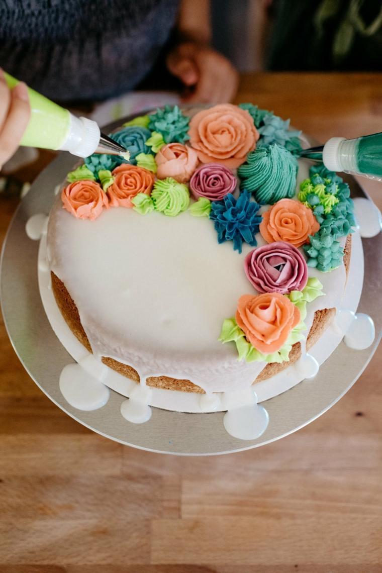 pastel-cumpleanos-nina-flores-decoracion-ideas