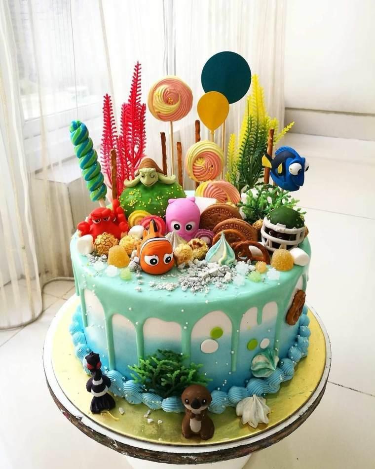 pastel-cumpleanos-nina-ideas-mundo-marino