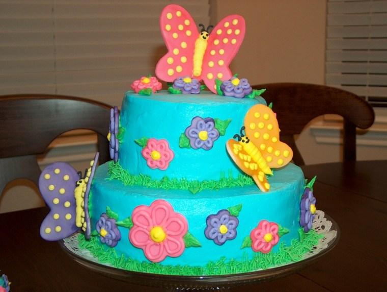 pastel-nina-cumpleanos-mariposa-ideas-originales
