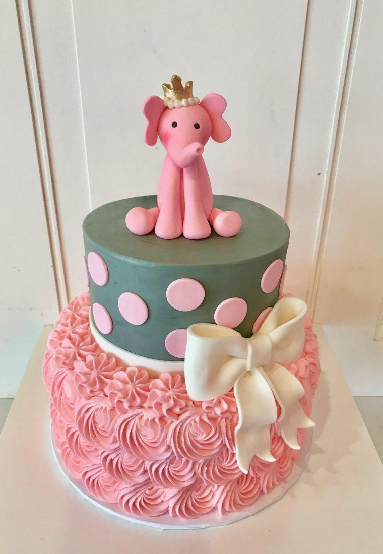 pastel-nina-elefante-rosa-opciones-decoracion