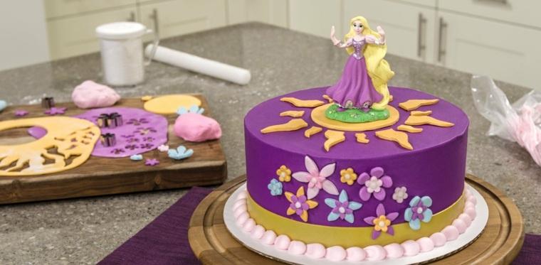 pastel-ninas-dibujos-animados-rapunzel