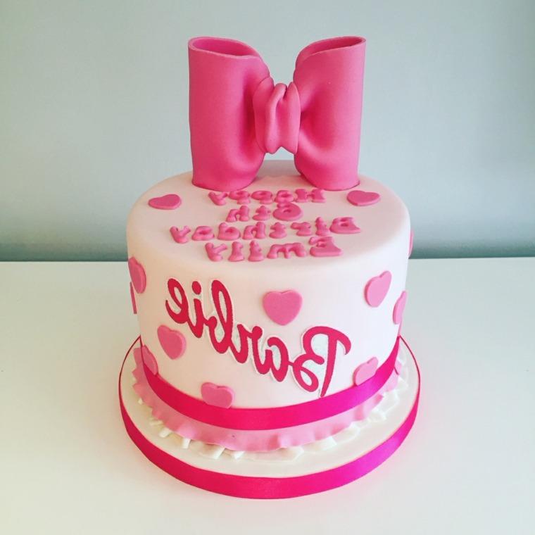 pastel-princesa-lazo-grande-rosa-estilo