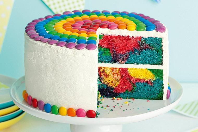 pasteles-para-ninas-caramelos-colores-tarta-ideas