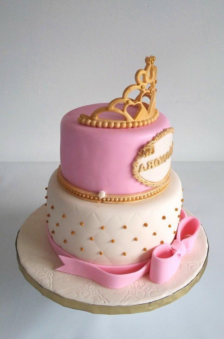 pasteles-para-ninas-dos-pisos-rosa-blanco