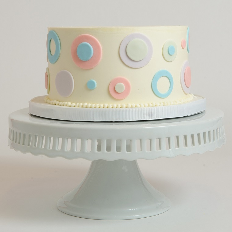 pasteles-para-ninas-puntos-colores-decoracion
