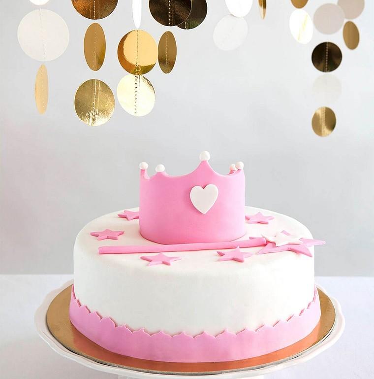 pasteles para niñas tartas-cumpleanos-princesa