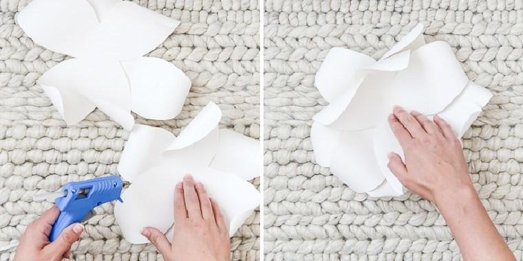 pegar-petalos-flores-opciones-decoracion