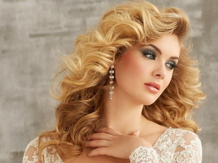Peinados Para Novias Modernos Segun El Tipo De Pelo Y De Rostro