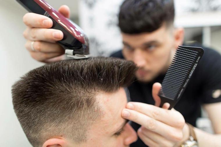 peinados de moda hombres-flattop