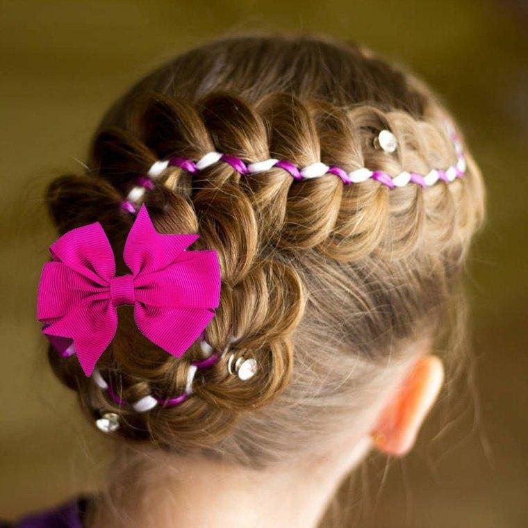Peinados Faciles Para Ninas Opciones Sencillas Pero Muy Elegantes