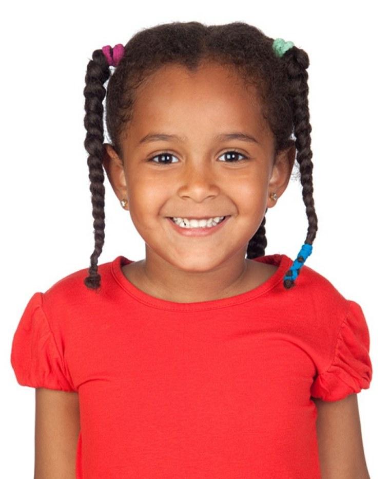 peinados faciles para niñas trenzas largas