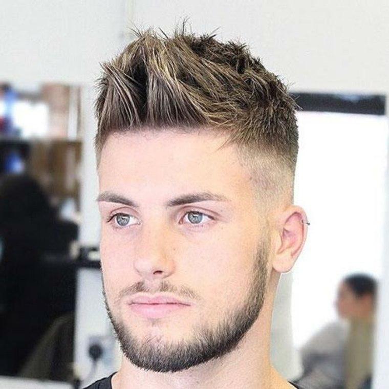 Tendencias de primavera y verano en cortes de cabello masculinos