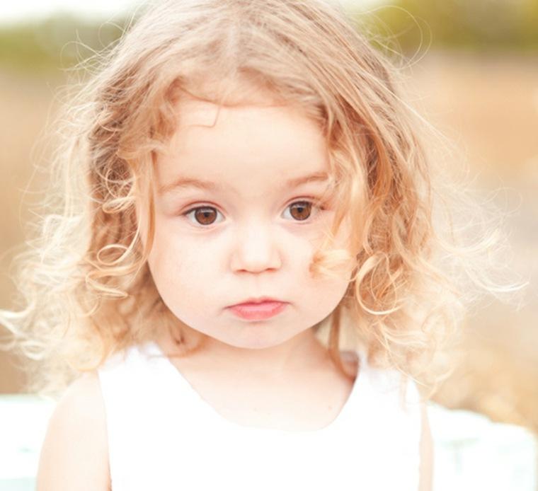 estupendos peinados modernos para niñas pequeñas