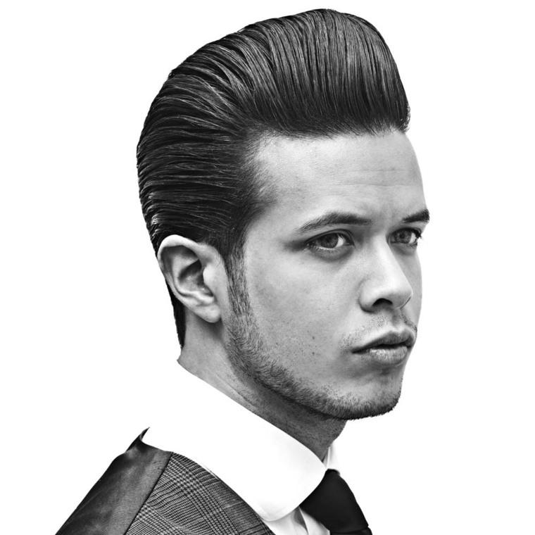 peinados para caballero-clasico-scumbag-boggie