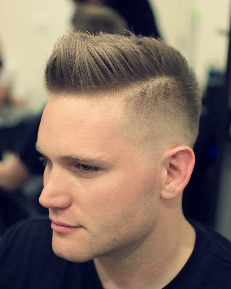 peinados para hombres-modernos-flattop
