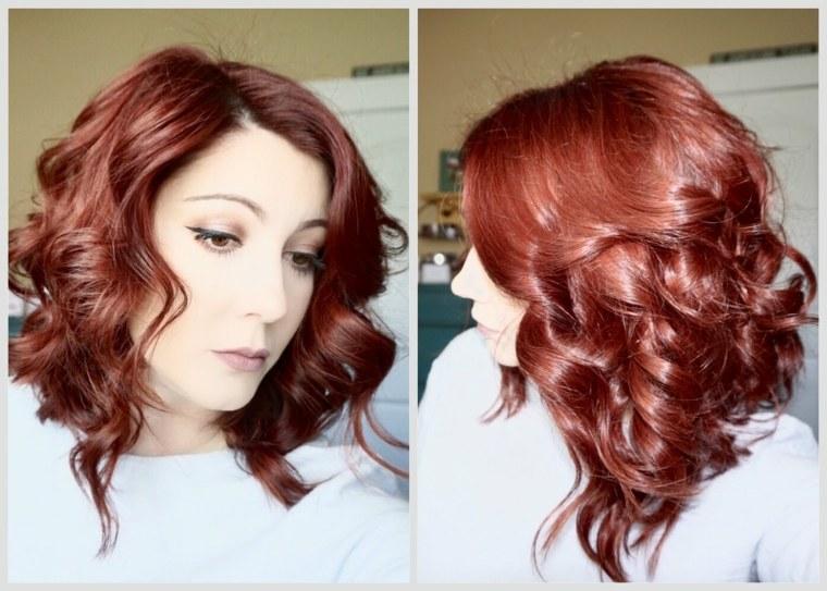 peinados para mujeres-chicas-curl-bob