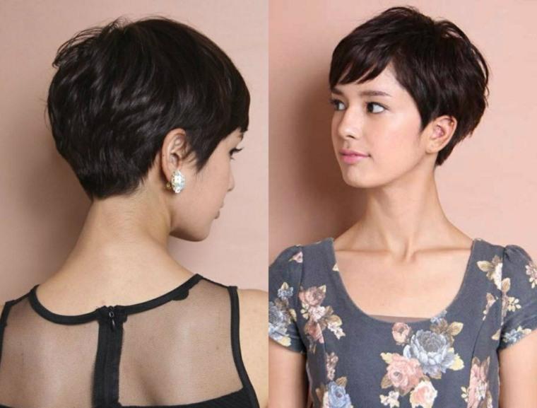 peinados para mujeres-moda-pixie