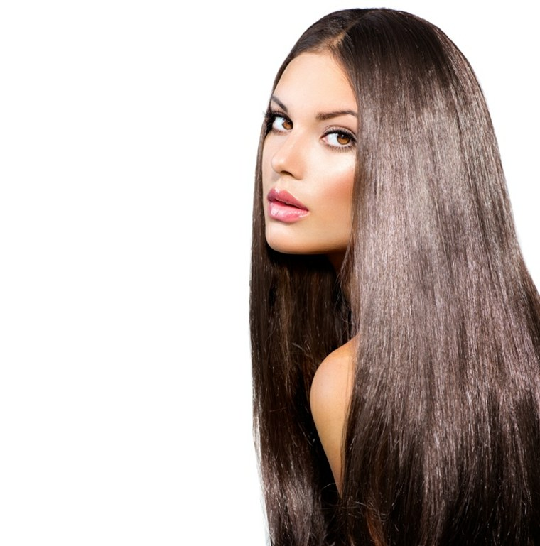 peinados para mujeres-pelo-liso-extremo