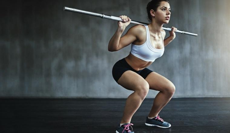 perdida de peso-ejercicios-sentadillas