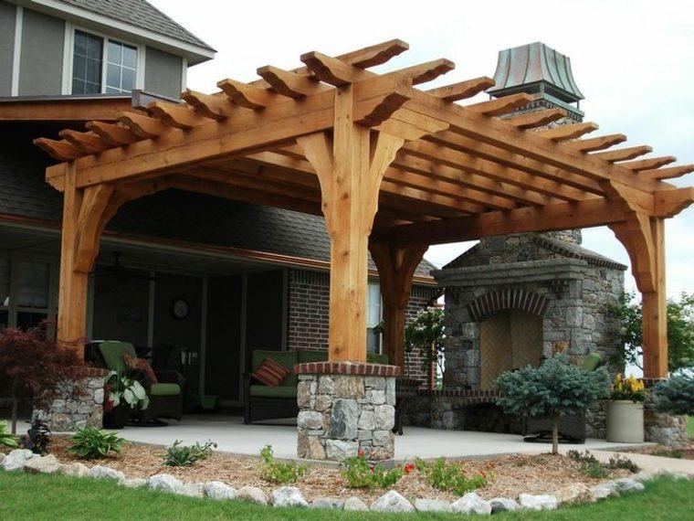 diseño y decoración de porches