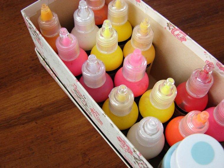 pintura-tizas-botellas-opciones-diversion