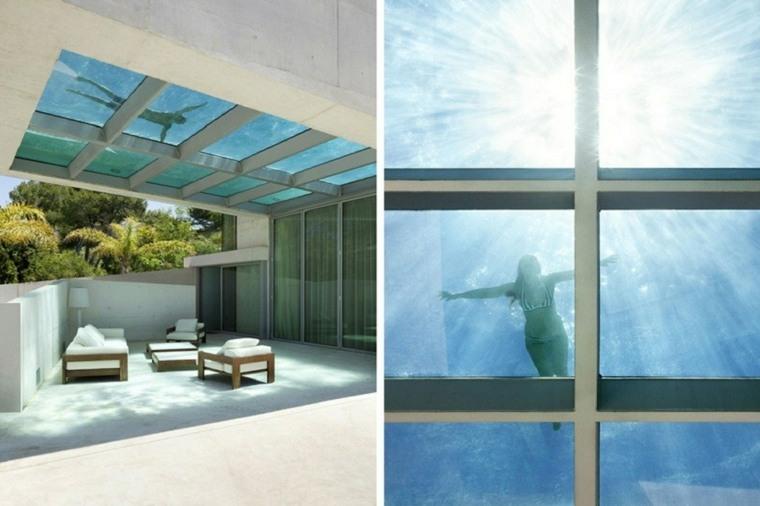 piscinas transparentes-casa
