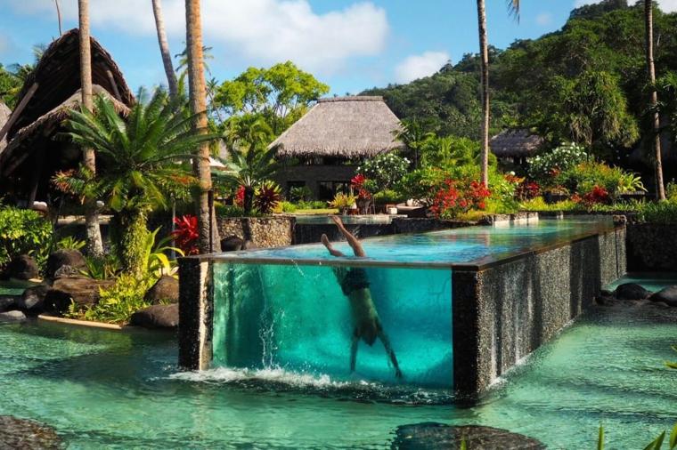 piscinas transparentes-de-lujo