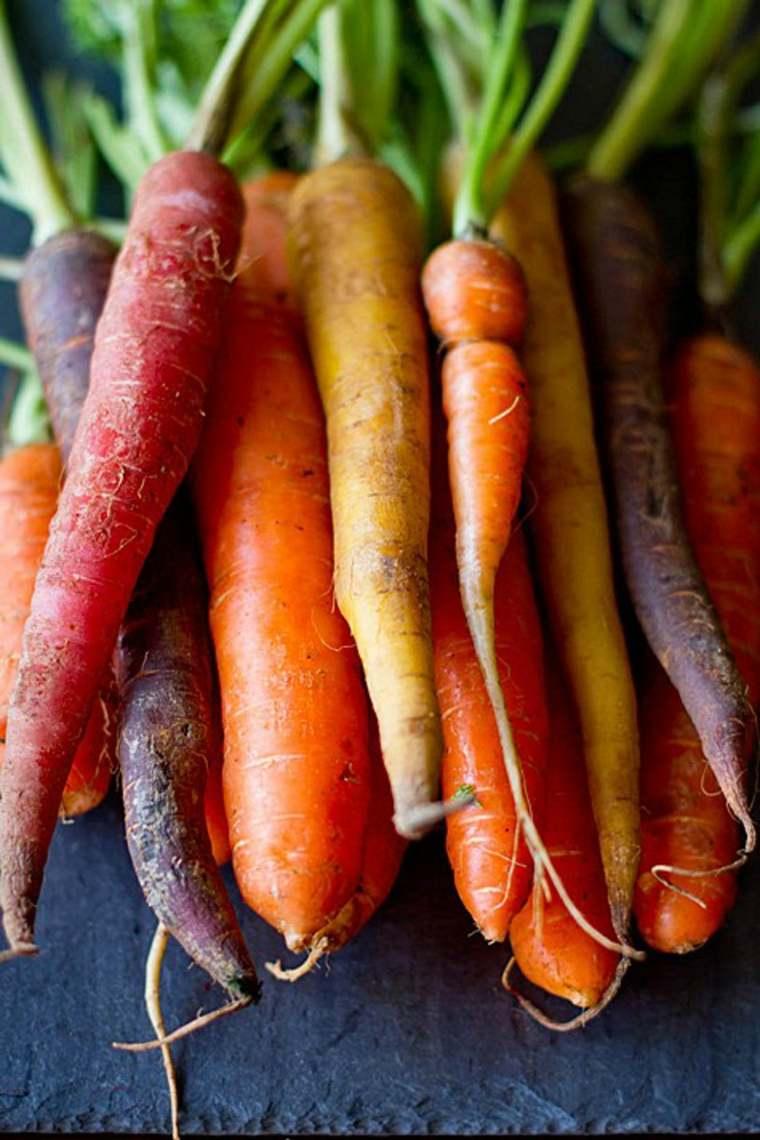 recetas de cocina faciles zanahorias
