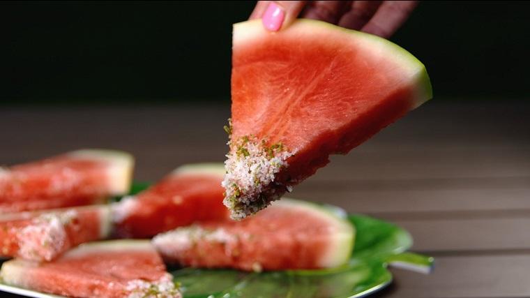 recetas sencillas-sandia-verano-rapido-opciones